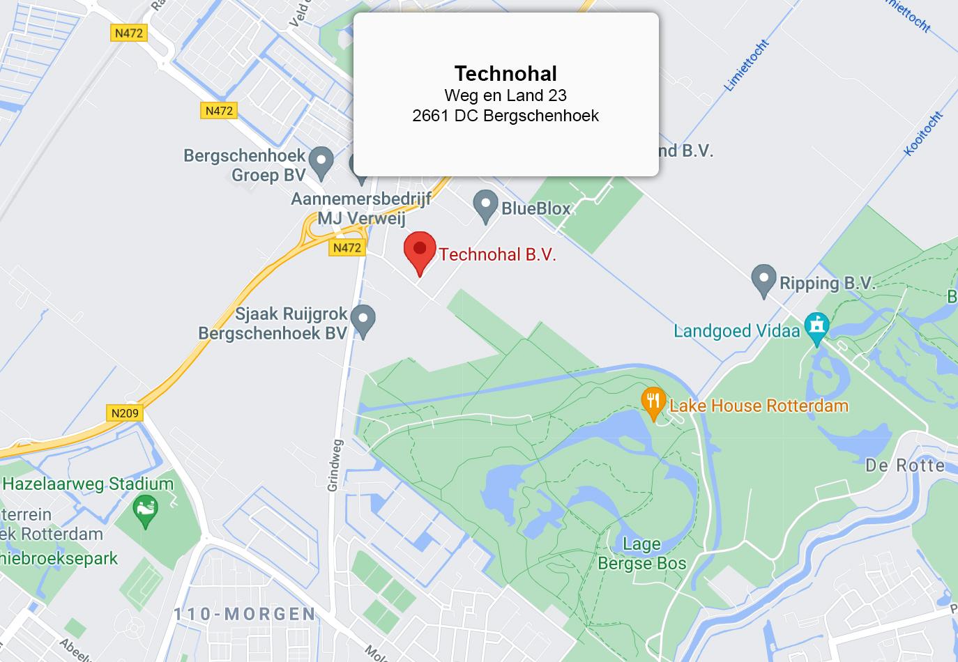 Adres Technohal